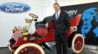 Возвращение старейшего автомобиля Ford